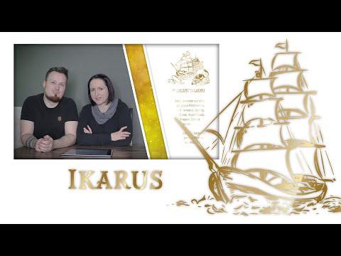 Missa mori ⚓ 07: Ikarus - der tiefe Fall