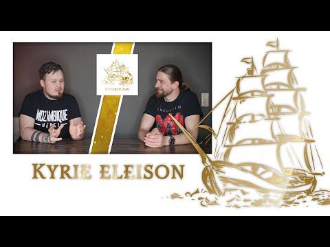 """Missa mori ⚓ 05: Kyrie eleison oder """"Vom Flüstern und Schreien"""""""